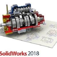 Solidworks 2018 SP1 DVD Software