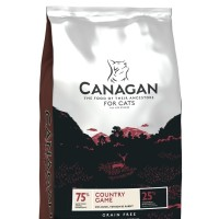 Makanan Kucing Grain Free - Canagan Country Game 1,5Kg For Cats