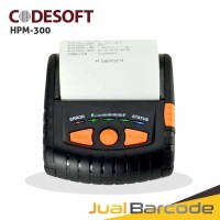 Printer Bluetooth Android Codesoft HPM300 | HPM 300 | HP-M300 E | 80mm