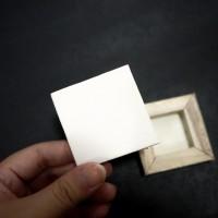 Kanvas Kecil 5cm / Mini canvas