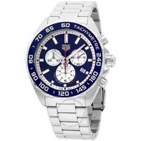 Tag heuer formula 1 blue dial stainless steel watch original CAZ1018BA