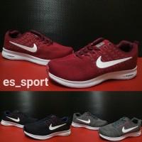 Sepatu Nike Zoom Pegasus Flyknit Cowok / Sneakers Air Max Pria Premium