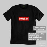 Kaos Dakwah Islami Muslim