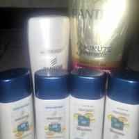 shampo condisioner Pantene