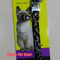 Kalung Kucing Dengan Krincingan/Safety Collar for Cats with Tinkles