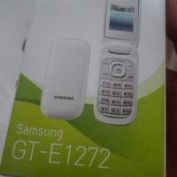 Samsung Caramel E1272 Garansi Resmi SEIN