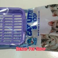 Serokan Kotoran Hewan/Sekop Pup/Sekop Litter Box/Pup Scoop for Pet