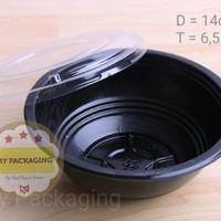 Donburi Plastick Bowl / Mangkok Baso (Microwaveable) isi 50pcs/pack