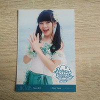 PP / Photopack JKT48 Pareo wa Emerald - Yupi
