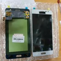 LCD 1 SET SAMSUNG GALAXY J3PRO J3110 ORIGINAL WHITE KONTRAS DI SETTING