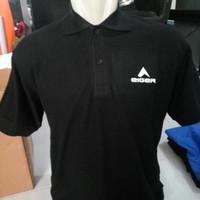 Harga kaos kerah polo shirt eiger logo tshirt baju | Hargalu.com
