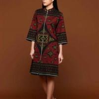 tenun ikat troso dress blouse kemeja blazer batik ethnic endek bali