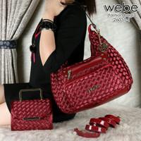Harga tas wxbe h plus mini bag kwalitas semiori best seller buruan | Pembandingharga.com