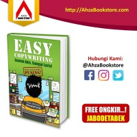Buku Bisnis Easy Copywriting | Ahza Bookstore