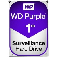 "WD Caviar Purple 1TB - HD Hardisk Internal 3.5"" for CCTV Surveillance"