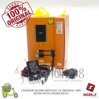CHARGER XIAOMI MDY-03-EC 2A ORIGINAL 100% REDMI NOTE CHAREGERAN