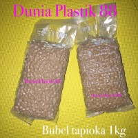 bubble tapioca pearl / topping bubble drink 1kg / minuman milktea boba