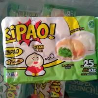 kipao/ minipao pandan isi 25