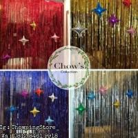 Grosir Tirai Rumbai Foil / Curtain Slinger Foil
