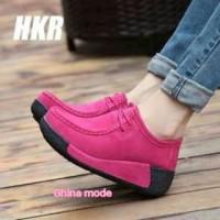 Sepatu Wanita Alexa SP20 Pink Fanta