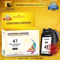 Cartridge Tinta Canon Pg47 canon pg 47 canon pg-47 printer e400 e460