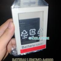 Baterai Lenovo A6000 ORIGINAL BL242 Batre Battery BL 242 ORI 100%