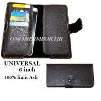 XIAOMI REDMI MI 5X / MI A1 Case Dompet Sarung untuk Hp Smartphone