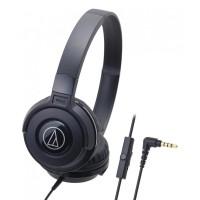 Audio Technica Portable Headphone ATH S100iS Black ORI I Garansi Resmi