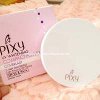 Pixy Compact Powder Coverlast