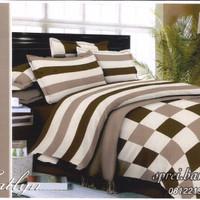 NEW Sprei BedCover set CVC Katun Premium Quality 1set! Star Allegro