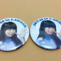 Pin Lawson Cindy Yuvia (Yupi JKT48)