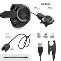 Charger/USB Power Cable for Suunto Ambit 3, Kaliash, Traverse