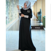 Baju Wanita Murah-Dress Muslim Terbaru-Bermerk-Trendy