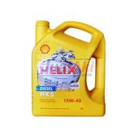 Shell Helix HX5 Diesel SAE 15W40 Galon (5 Liter)