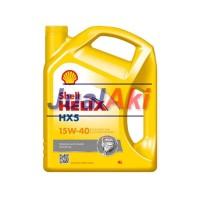 Shell Helix HX5 15W40 Galon 4 Liter HX 5