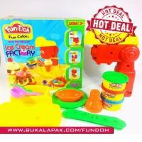 toko mainan anak Fun Doh Lilin Mainan Anak Kreatif Cerdas Edukatif Ic