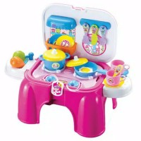 toko mainan anak Kitchen Set Multi Fungsi Mainan Anak Cewek Kitchen S
