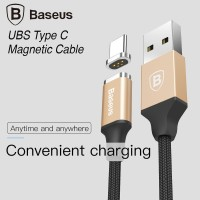 Baseus Insnap Magnetic Adhesion 3A Quick Charge&Data Sync Type C Cable