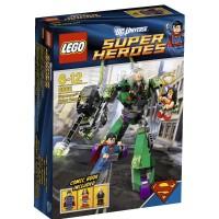 Lego DC Super Heroes 6862 Superman vs Power Armor Lex Luthor ORIGINAL
