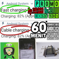[SEIN ORIGINAL] Fast Charging Charger Samsung S8 Type C iPhone Xiaomi
