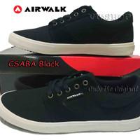 Sepatu AIRWALK CSABA, Black. AIWX7F0403BL