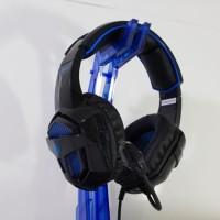 PROMO Headset Gaming Pc Terbaik Headphone Game Murah Berkualitas Sades