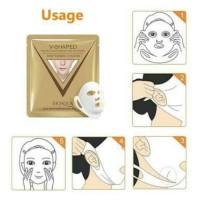 Harga bioaqua v shaped masker muka tirus v | Pembandingharga.com