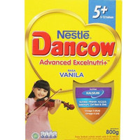 Dancow 5+ vanila 800 gr/ RAJA SUSU