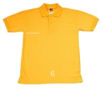 Chardo Store Polo Shirt Polos Kuning M, L, XL