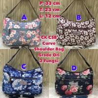Cath Kidston CSB - Curve Shoulder Bag 2F Grade Ori