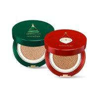 INNISFREE HOLIDAY CUSHION CASE (LIMITED CHRISTMAS EDITION)