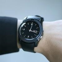 Smart Watch Smartwatch Jam Tangan Bulat HP Pintar tlp sms kamera SDcar
