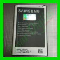 Batre Baterai Battery Samsung Galaxy Note 3 Original 100%