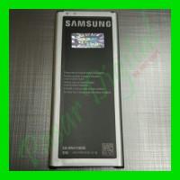 Batre Baterai Battery Samsung Galaxy Note 4 Original 100%
